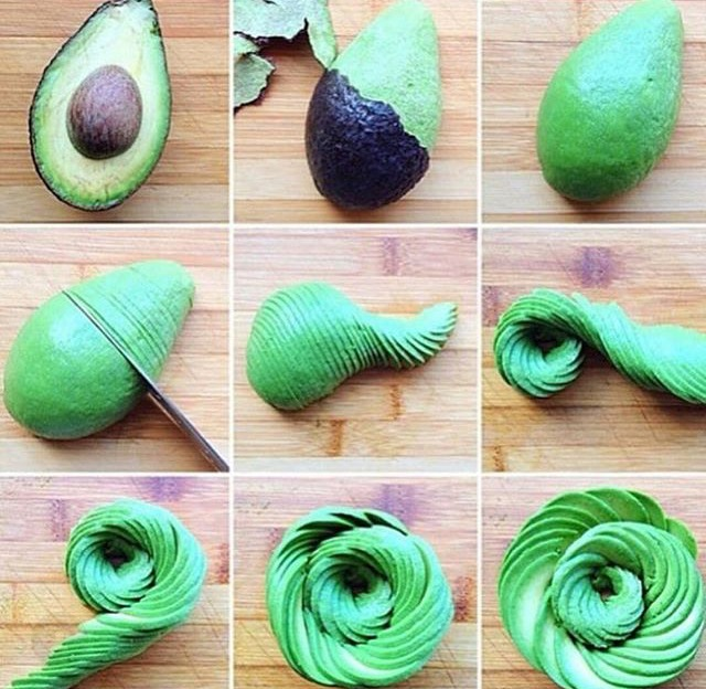 avo cutting